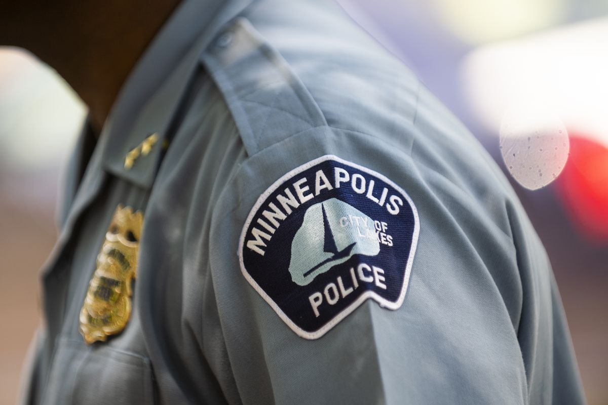 Minneapolis police officer