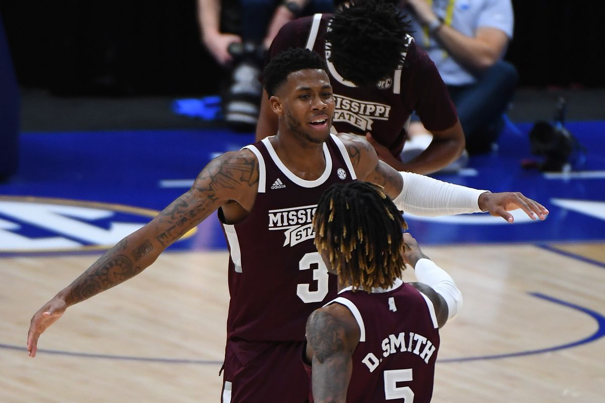 NCAA Basketball: SEC Conference Tournament-Mississippi State vs Kentucky