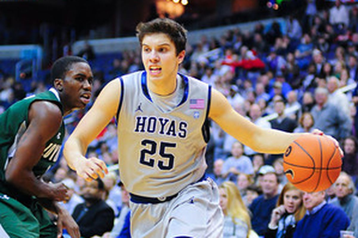 Hoyas fans hope Caprio Time happens early and often this season