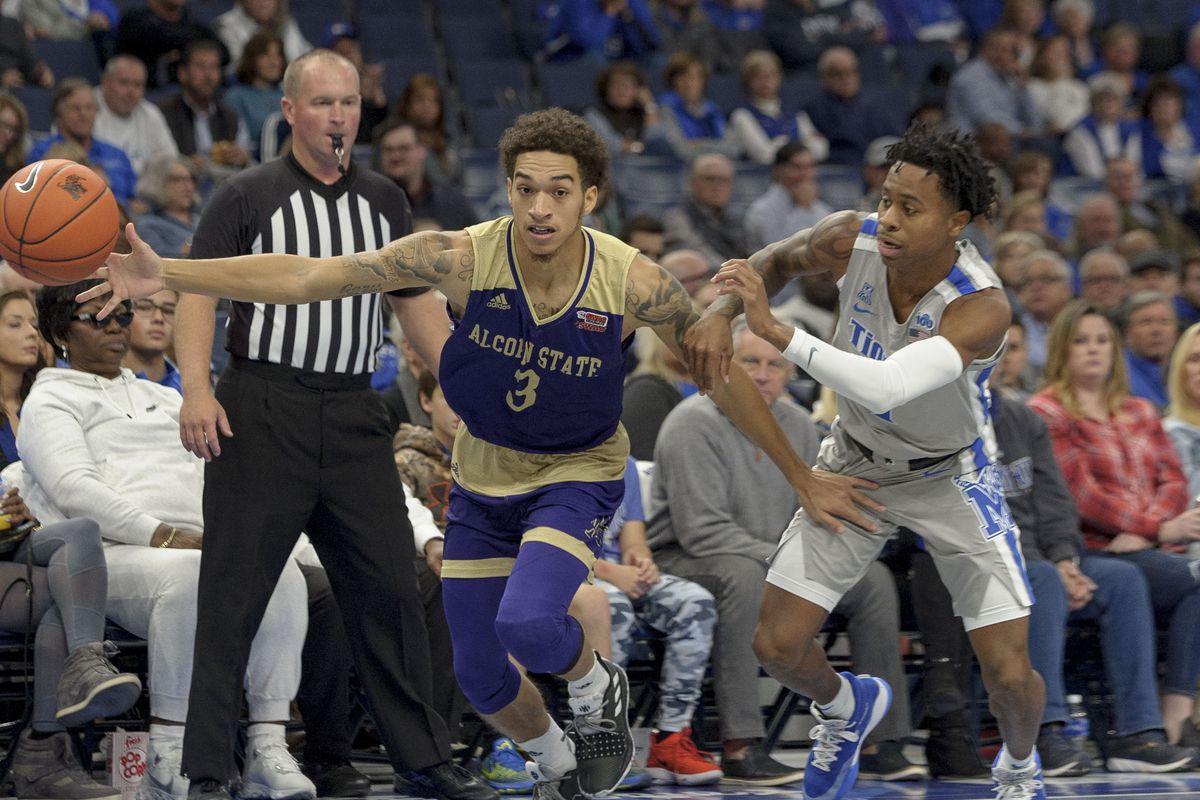NCAA Basketball: Alcorn State at Memphis