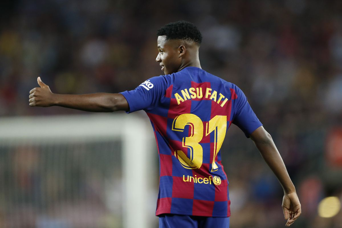 FC Barcelona News: 12 October 2019; Ansu Fati Joins Spain U-21, Two Youngsters on Biggest Talents List