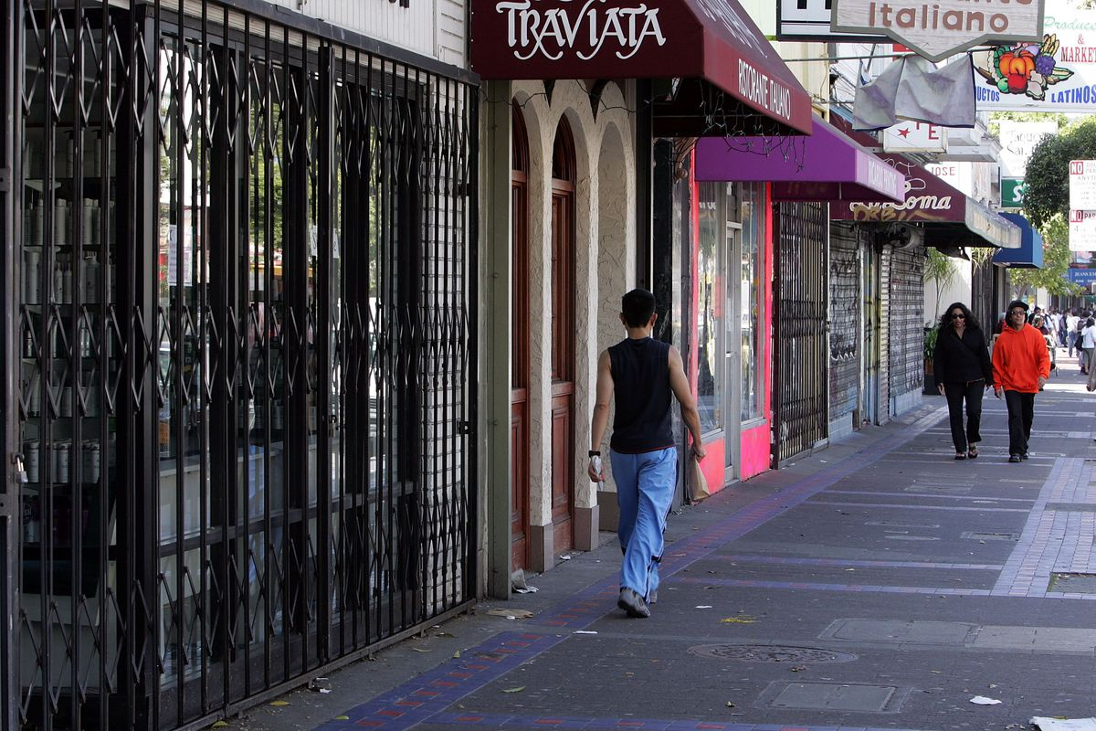 San Francisco Votes To Cap Number Of Mission District