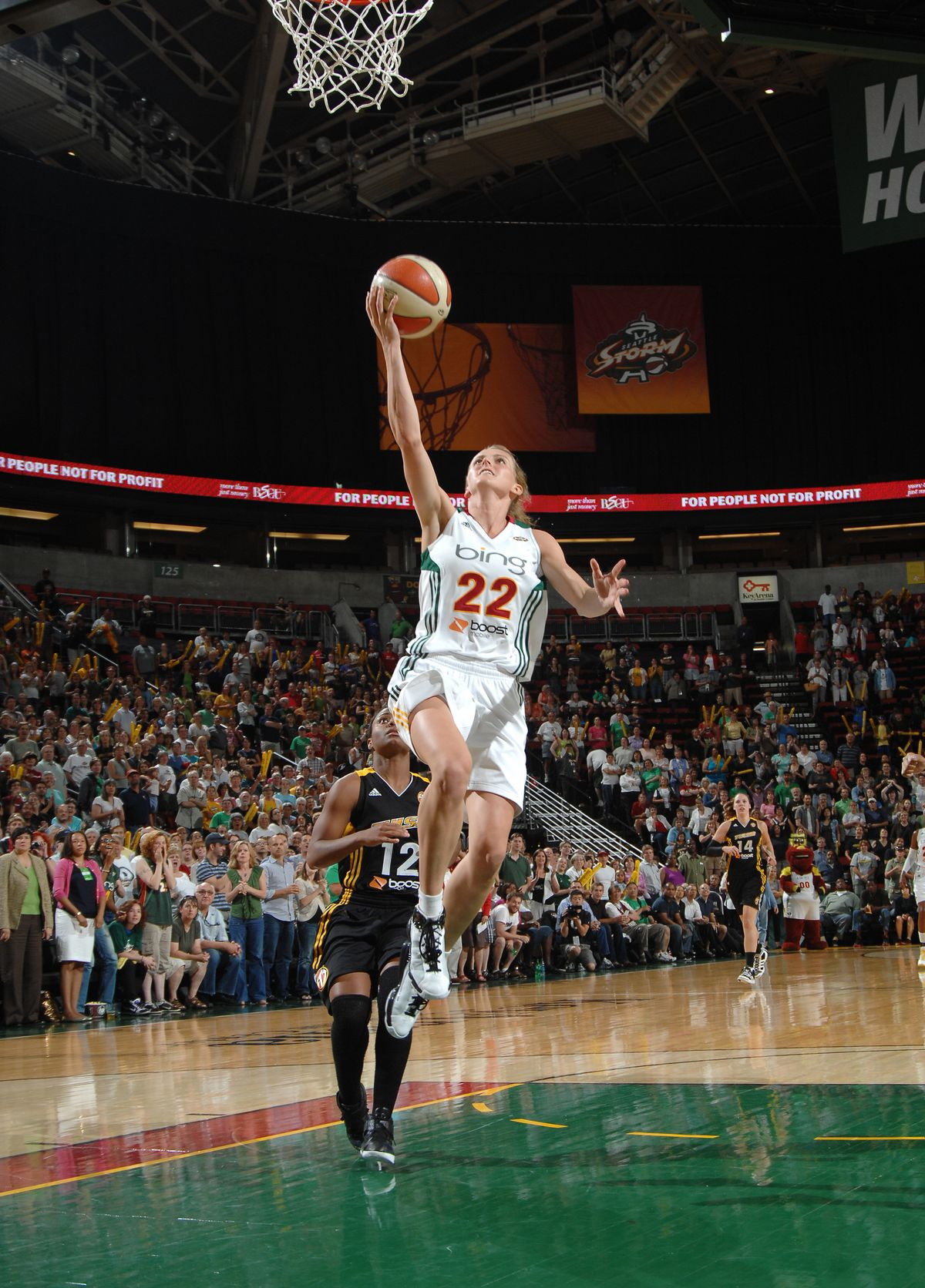 Tulsa Shock v Seattle Storm