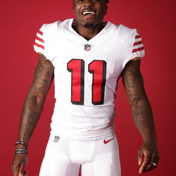 best sneakers 18af1 2ca4e Photo gallery of 49ers new throwback alternate uniforms for ...