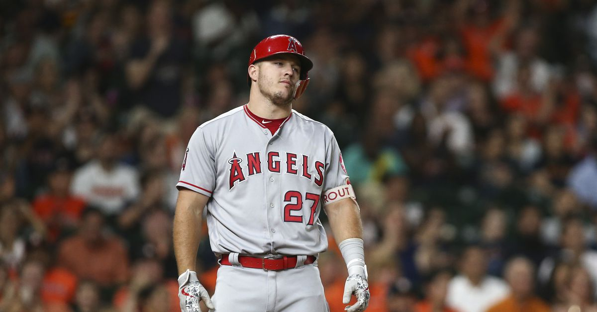MLB Trade Rumors and News: Could the Angels trade Mike Trout?