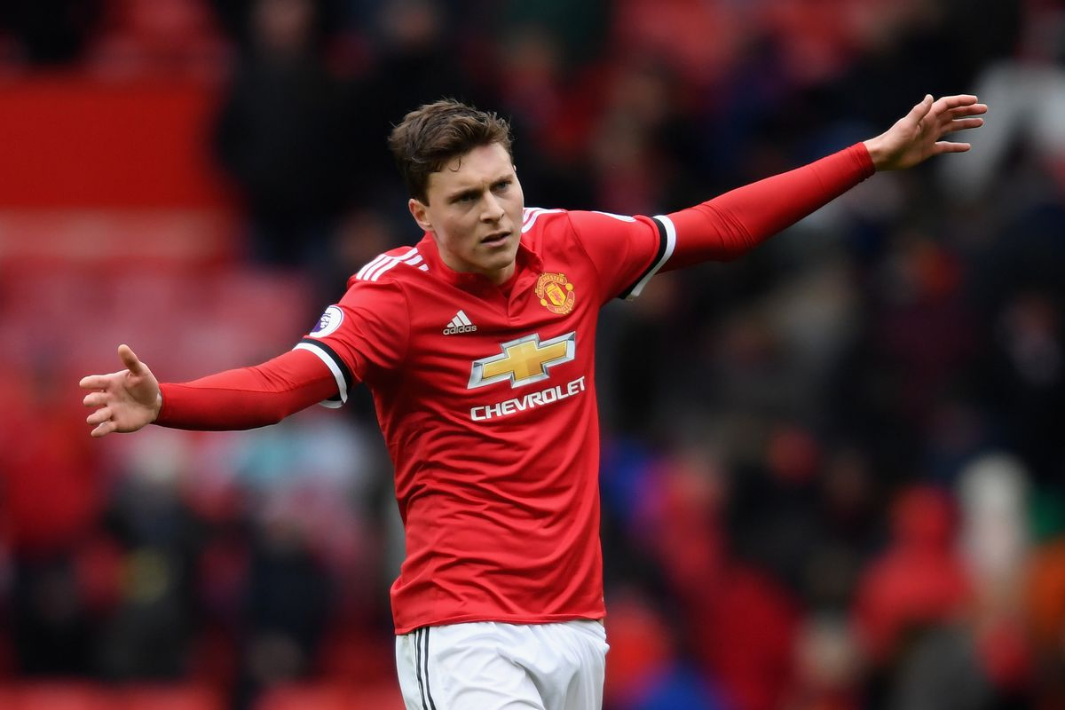 Image result for victor lindelof