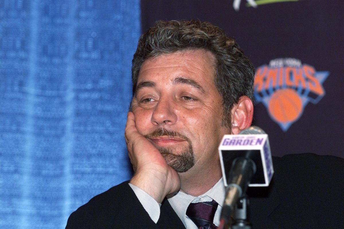 Jim Dolan, Cablevision CEO and Madison Square Garden chairma