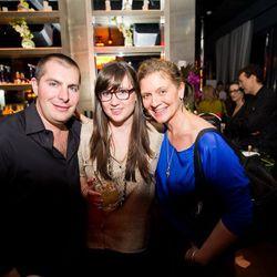 Kin Shop's Harold Dieterle, Amanda Freitag (Right)