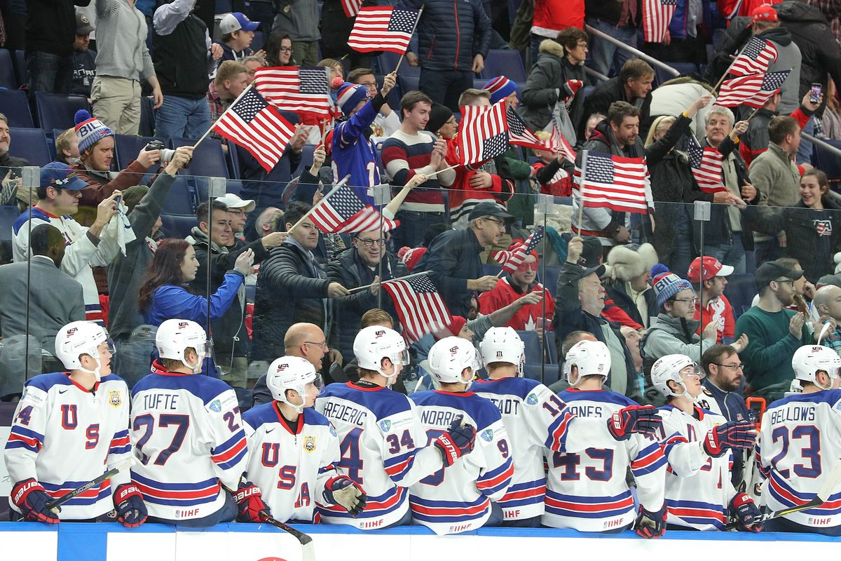 c4a3fb55d59 2019 World Junior Hockey Championship: Team USA preview & roster ...