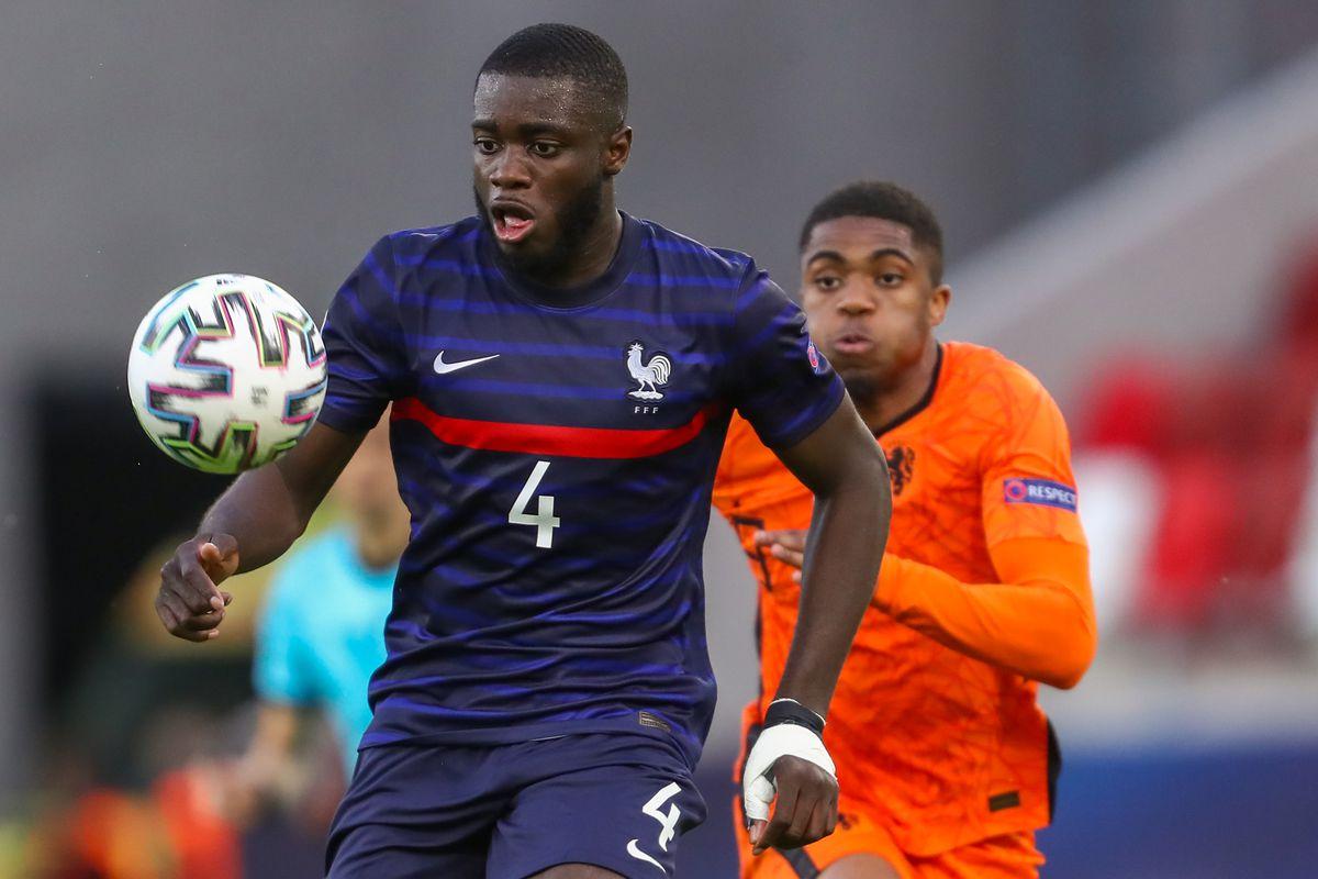 Netherlands U21 v France U21 - 2021 UEFA European Under-21 Championship Quarter-Finals