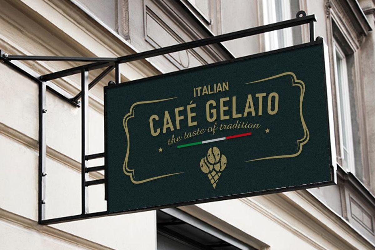 Italian Cafe Gelato