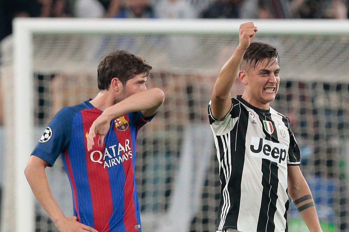 Juventus v FC Barcelona - UEFA Champions League Quarter Final: First Leg