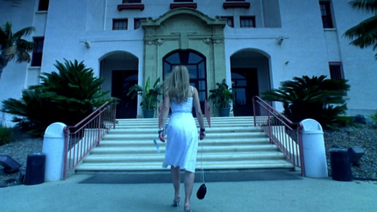 Veronica Mars, season one, episode one.