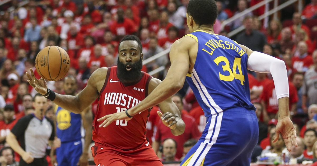 Rockets vs. Warriors is everything we wanted