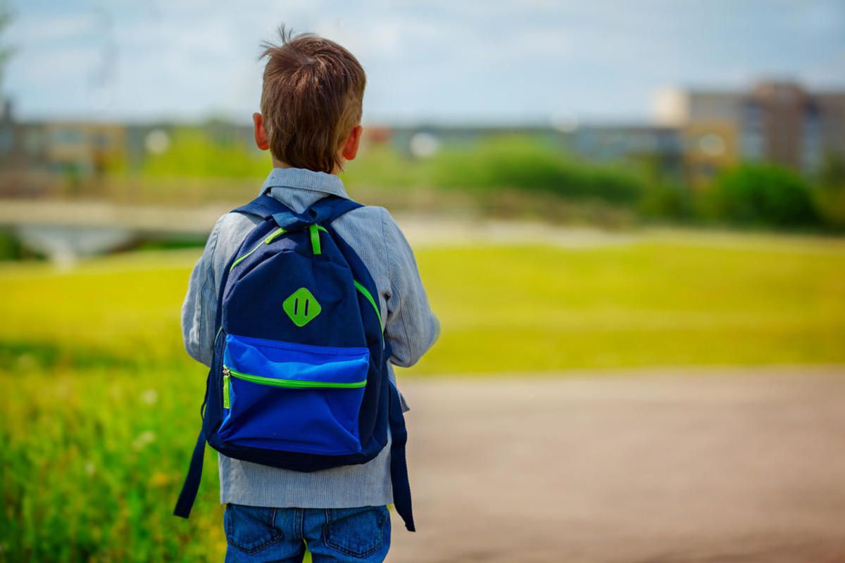Some may consider a child walking to school unsupervised as parental neglect