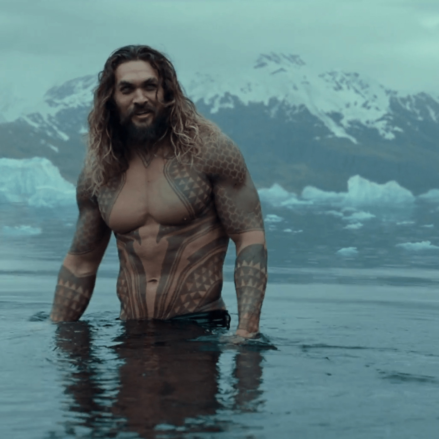 If Aquaman was a worse movie, it would have been a better one - The
