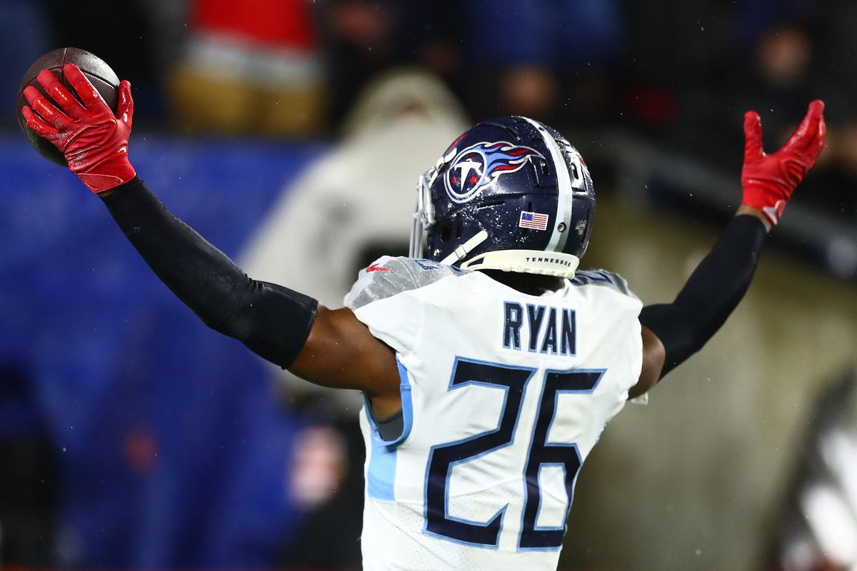 Cornerback Logan Ryan is still available — should Giants be ...