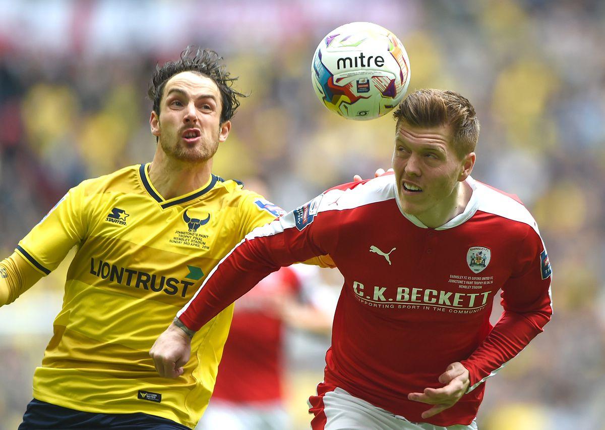 Oxford United v Barnsley - Johnstone's Paint Trophy Final