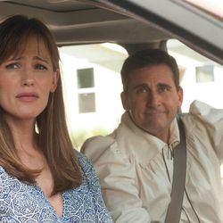 """Jennifer Garner and Steve Carell star as Alexander's mom and dad in """"Alexander and the Terrible, Horrible, No Good, Very Bad Day,"""" in theaters nationwide Oct. 10."""