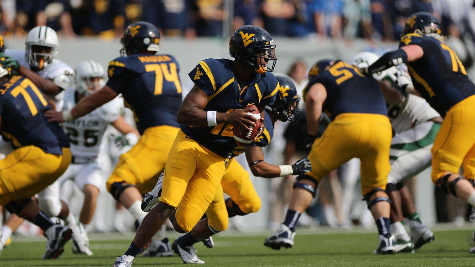 West Virginia vs  Baylor 2012 highlights: Highest scoring