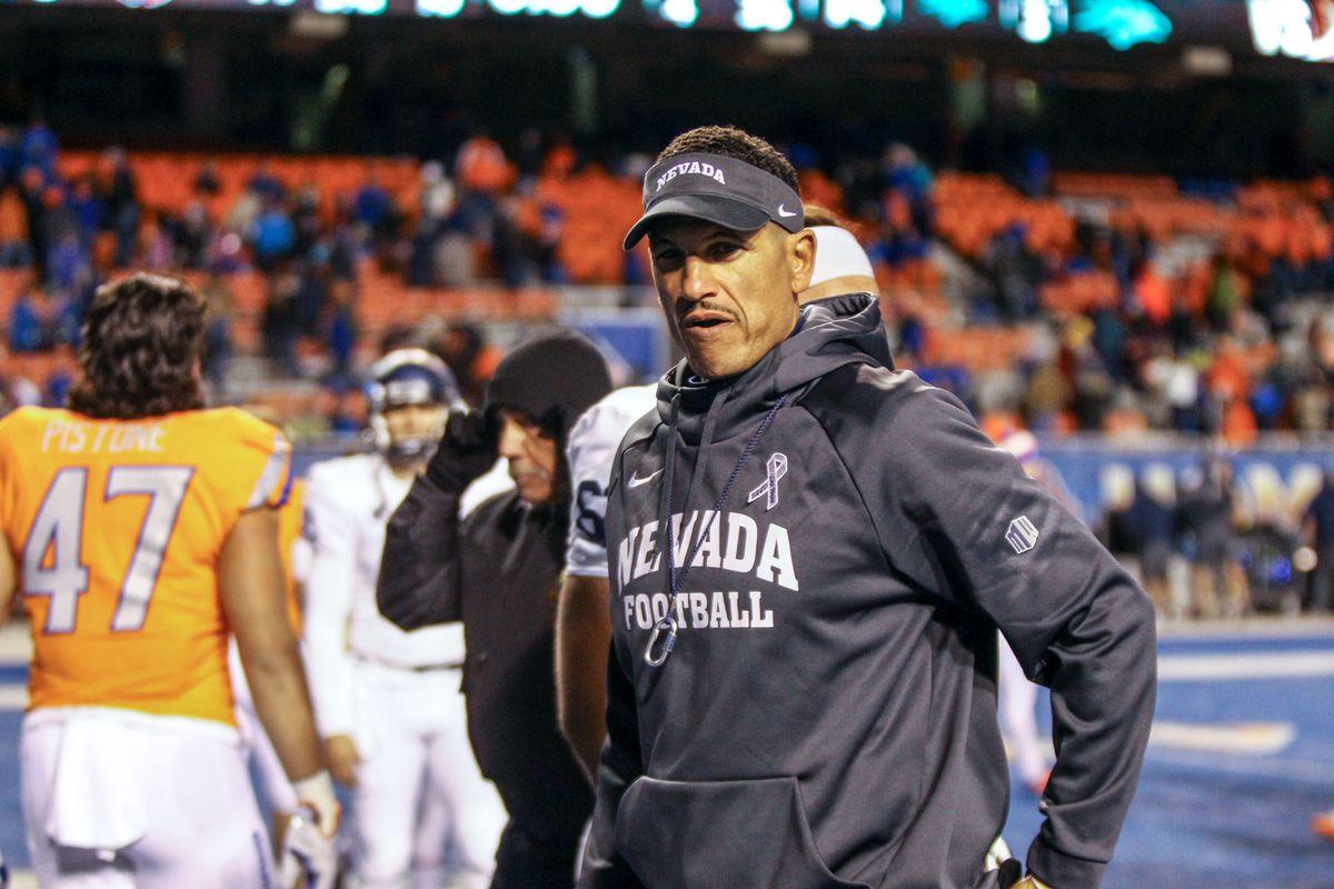 NCAA Football: Nevada at Boise State