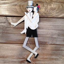 Balinese Puppet at <b>December Thieves</b>, $18