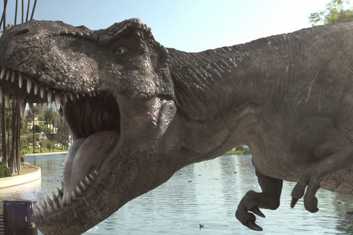 Scientists Say They Can Re Create Dinosaurs Within The Next Five Years We Know How This Ends Deseret News