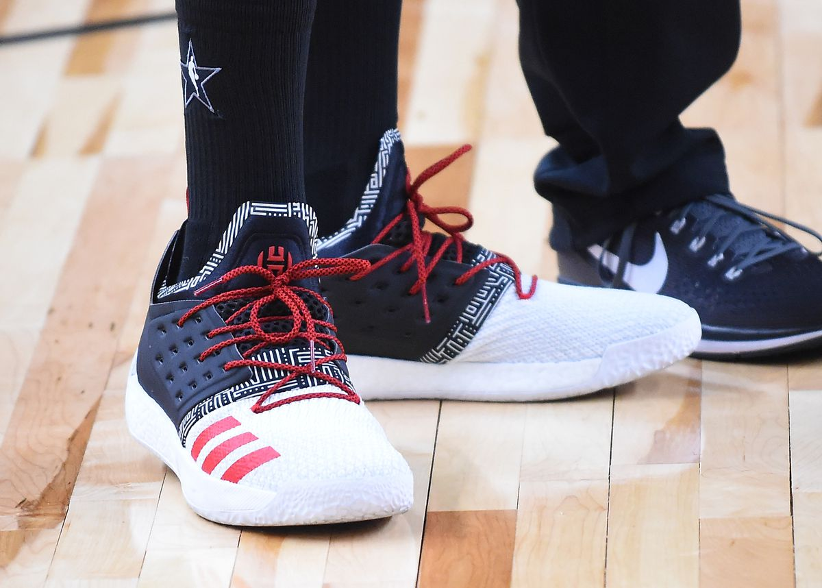 3f9660d800bc Tracking all the sneakers from NBA All-Star Weekend - SBNation.com