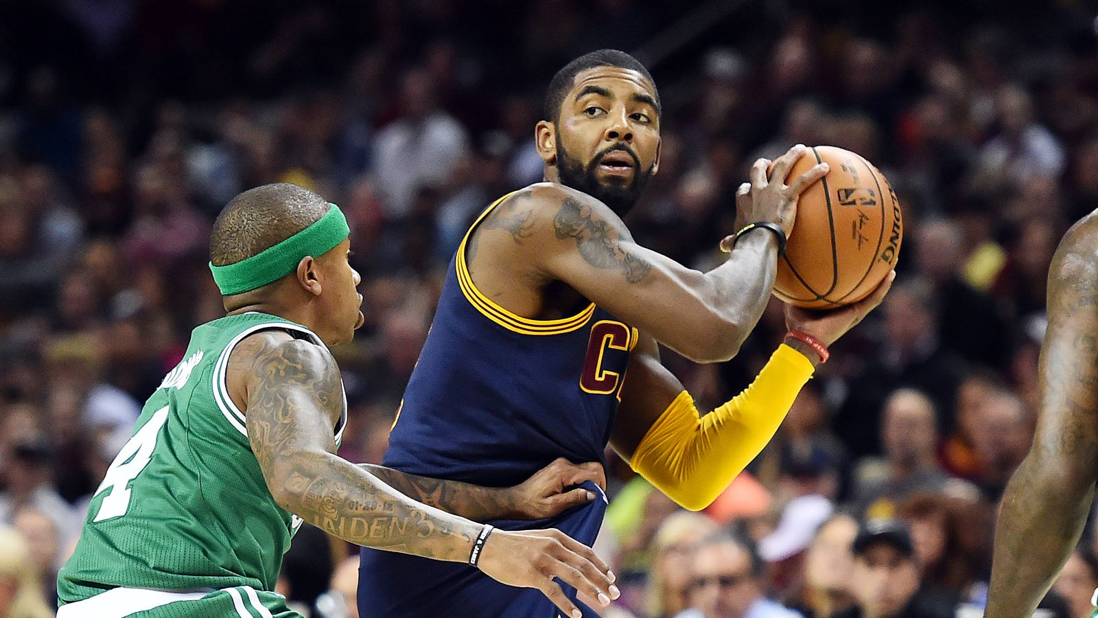 The blockbuster Kyrie Irving-Isaiah Thomas trade, explained