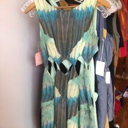 Short Tabernacle Dress in Flyaway $273 (was $420)
