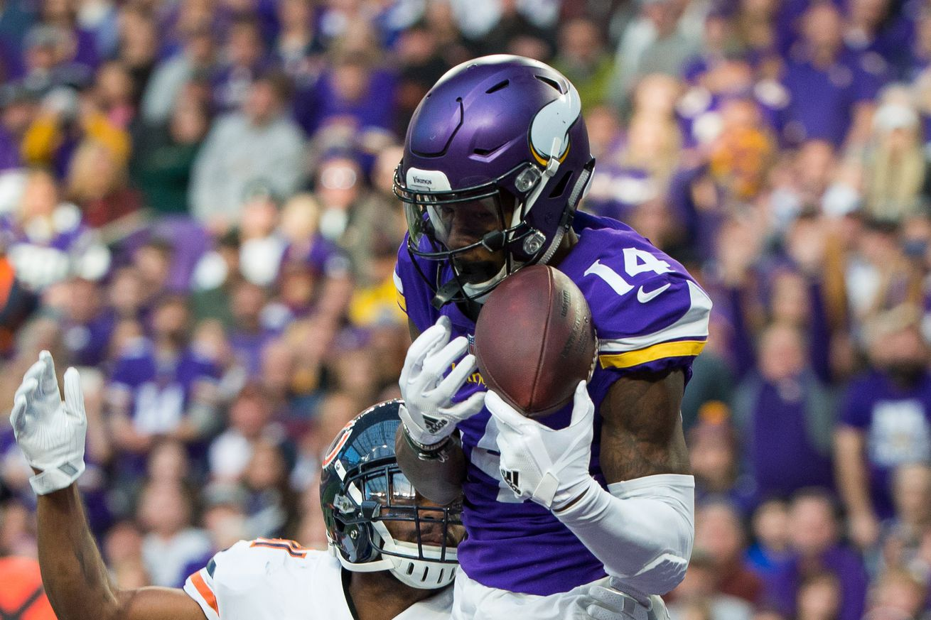 2018 NFL Week 11: Minnesota Vikings at Chicago Bears