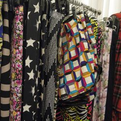 Printastic leggings and shorts from LA-based label See You Monday.