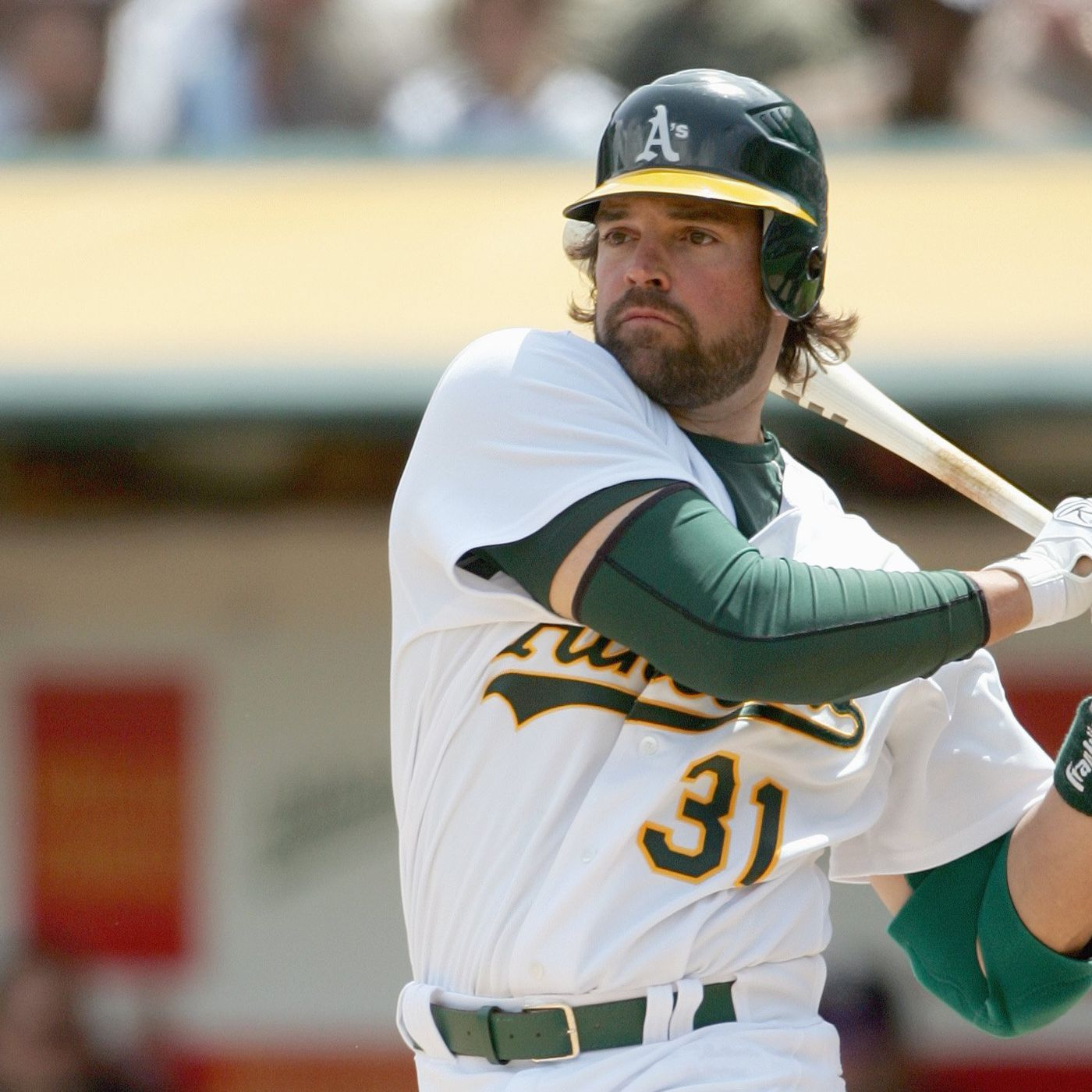 Former Oakland A's DH Mike Piazza elected into Baseball Hall of Fame -  Athletics Nation