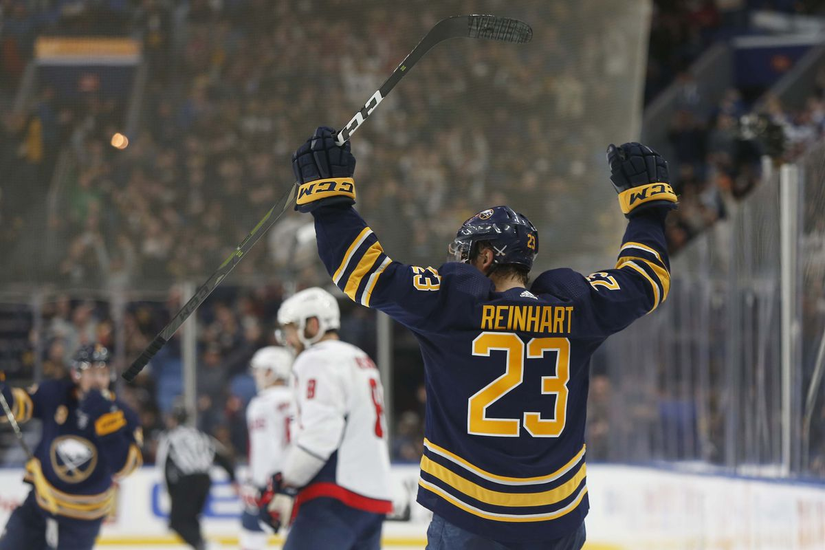 Recap  Buffalo Sabres put together a complete effort in win over the ... c23661e69304