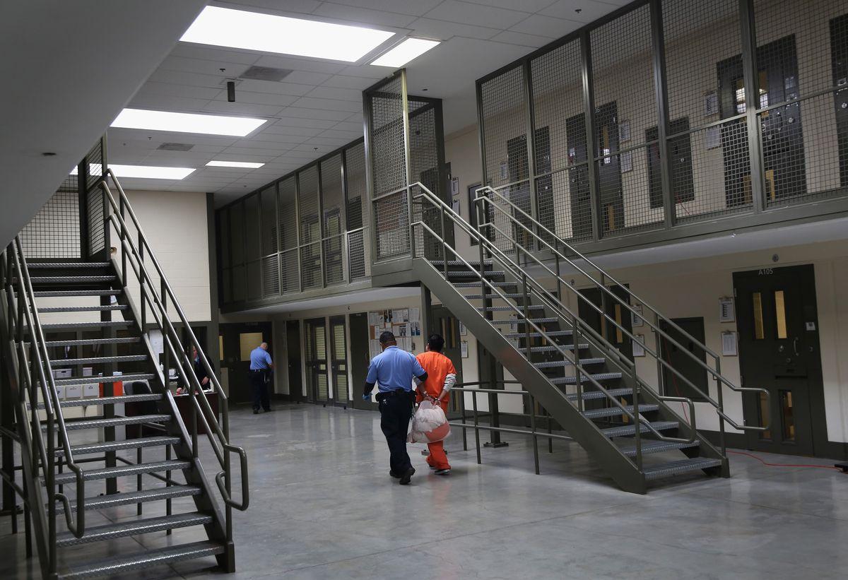 immigrant detention center