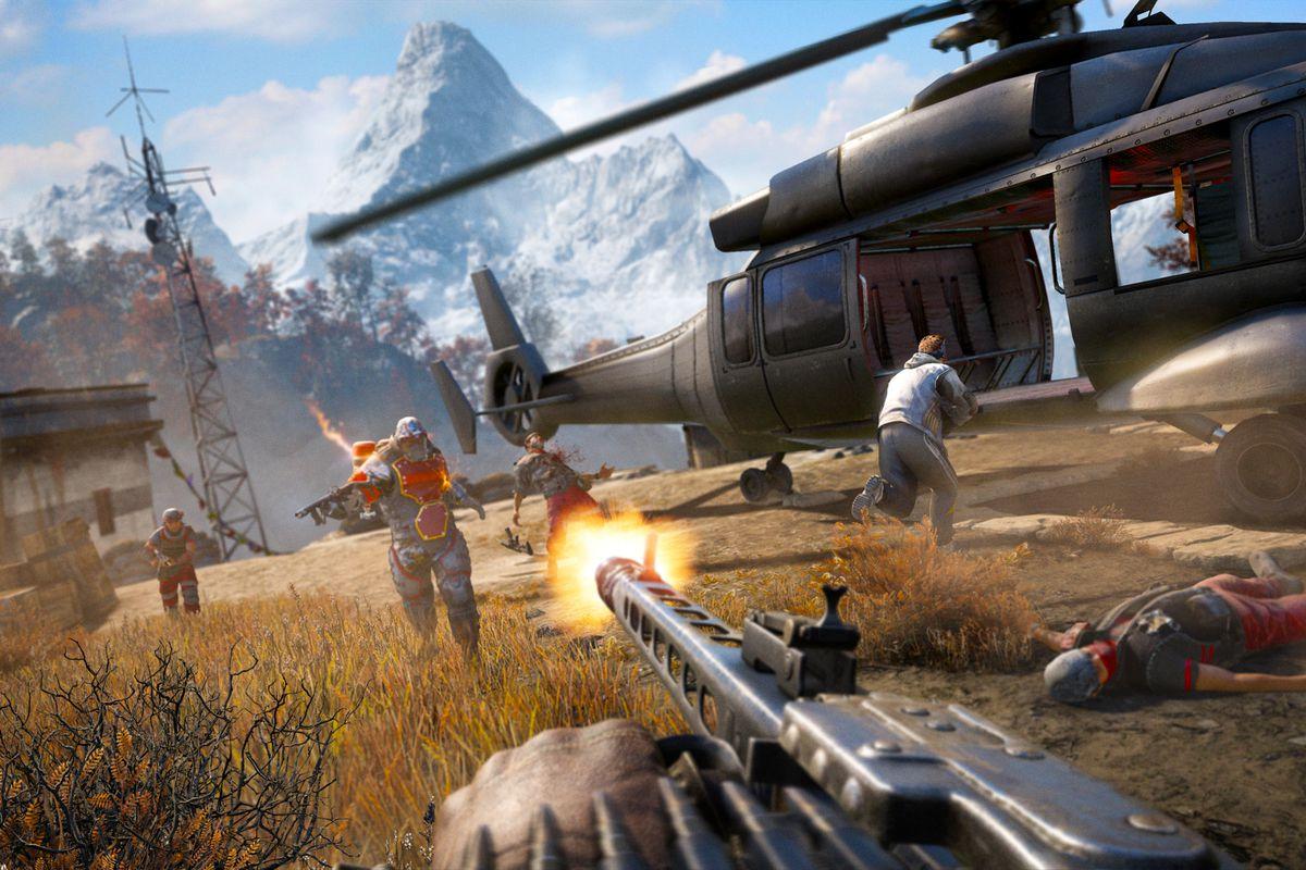 Far Cry 4's next DLC adds permadeath Jan  13 - Polygon