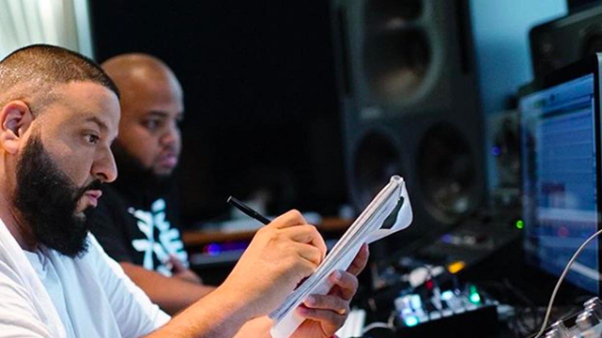 DJ Khaled and Ayo Juan
