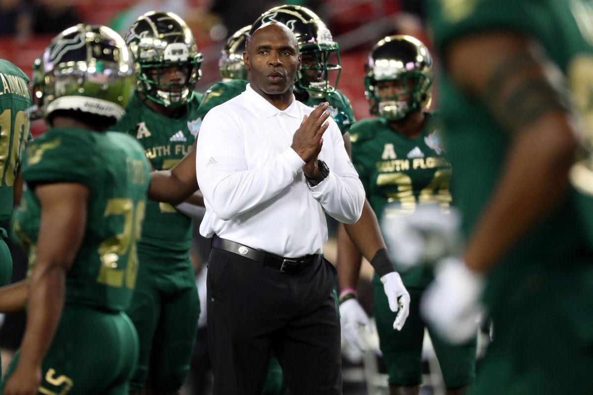 NCAA Football: Gasparilla Bowl-Marshall vs South Florida