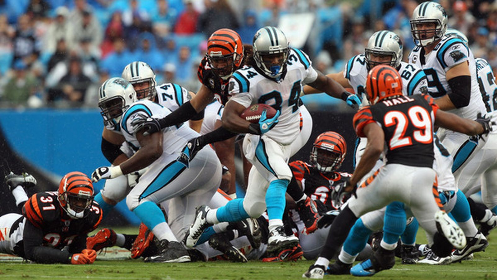 Get the latest Carolina Panthers rumors news schedule photos and updates from Panthers Wire the best Carolina Panthers blog available