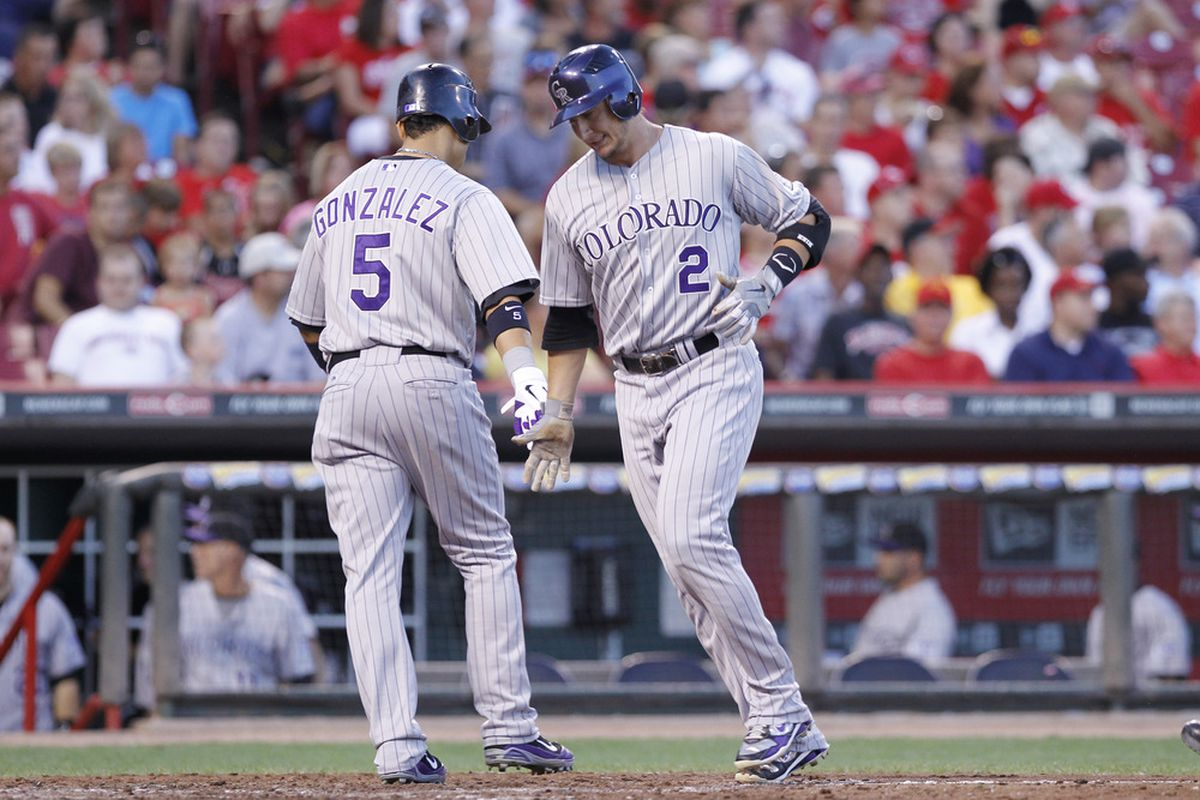 Unless somebody else steps up, the Rockies path to the postseason in 2012 will go directly through Carlos Gonzalez and Troy Tulowitzki. Or, the Rox could get them some help...