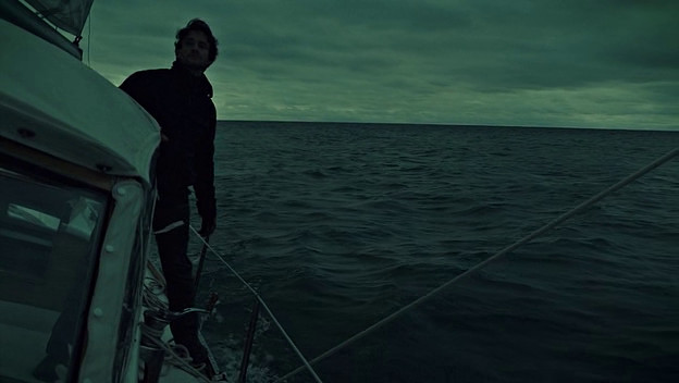 Will sails the Atlantic on Hannibal.