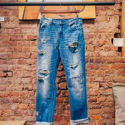 <b>Ksubi</b> jeans, $260