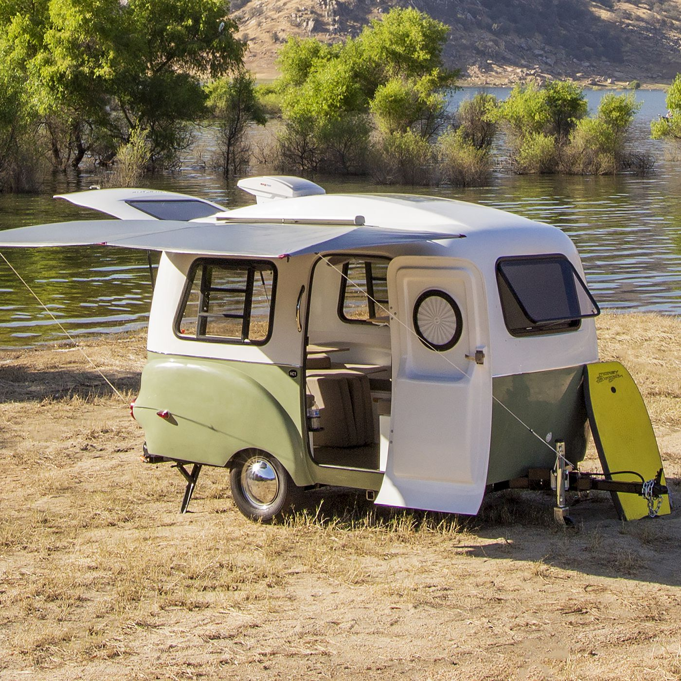 The 5 Best Lightweight Travel Trailers You Can Buy Right Now Curbed