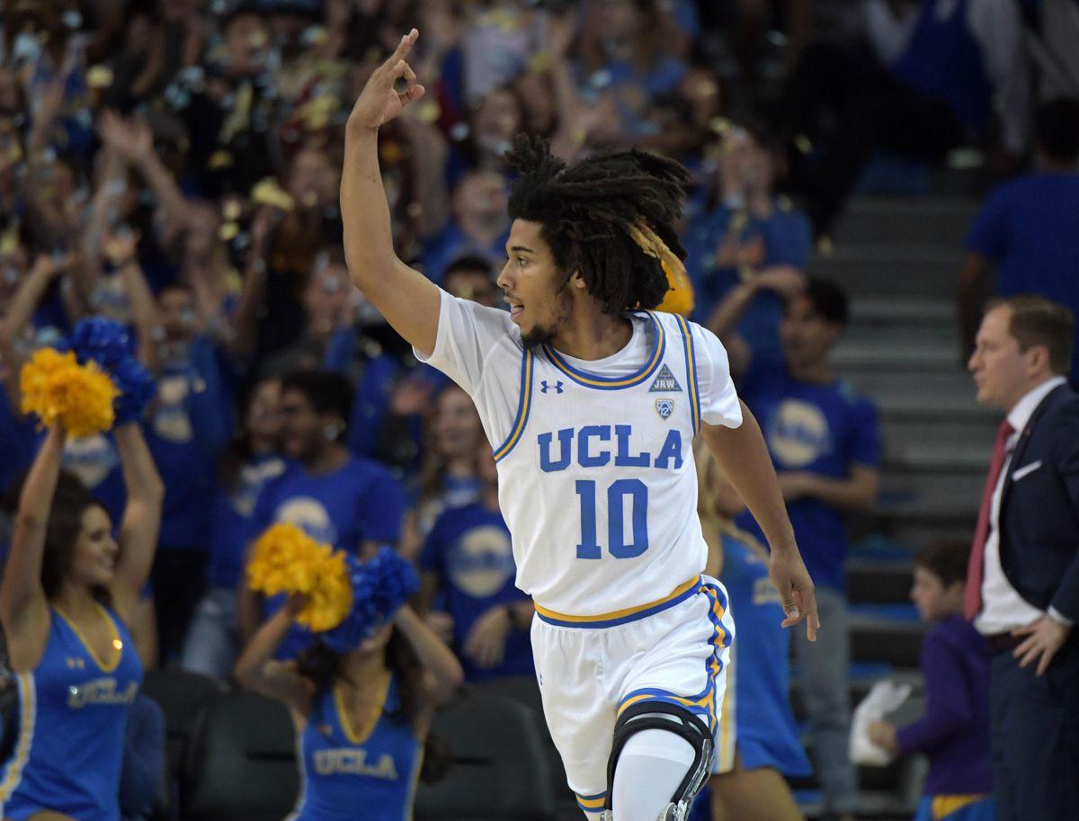 NCAA Basketball: UNLV at UCLA