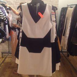 Shift dress, $25