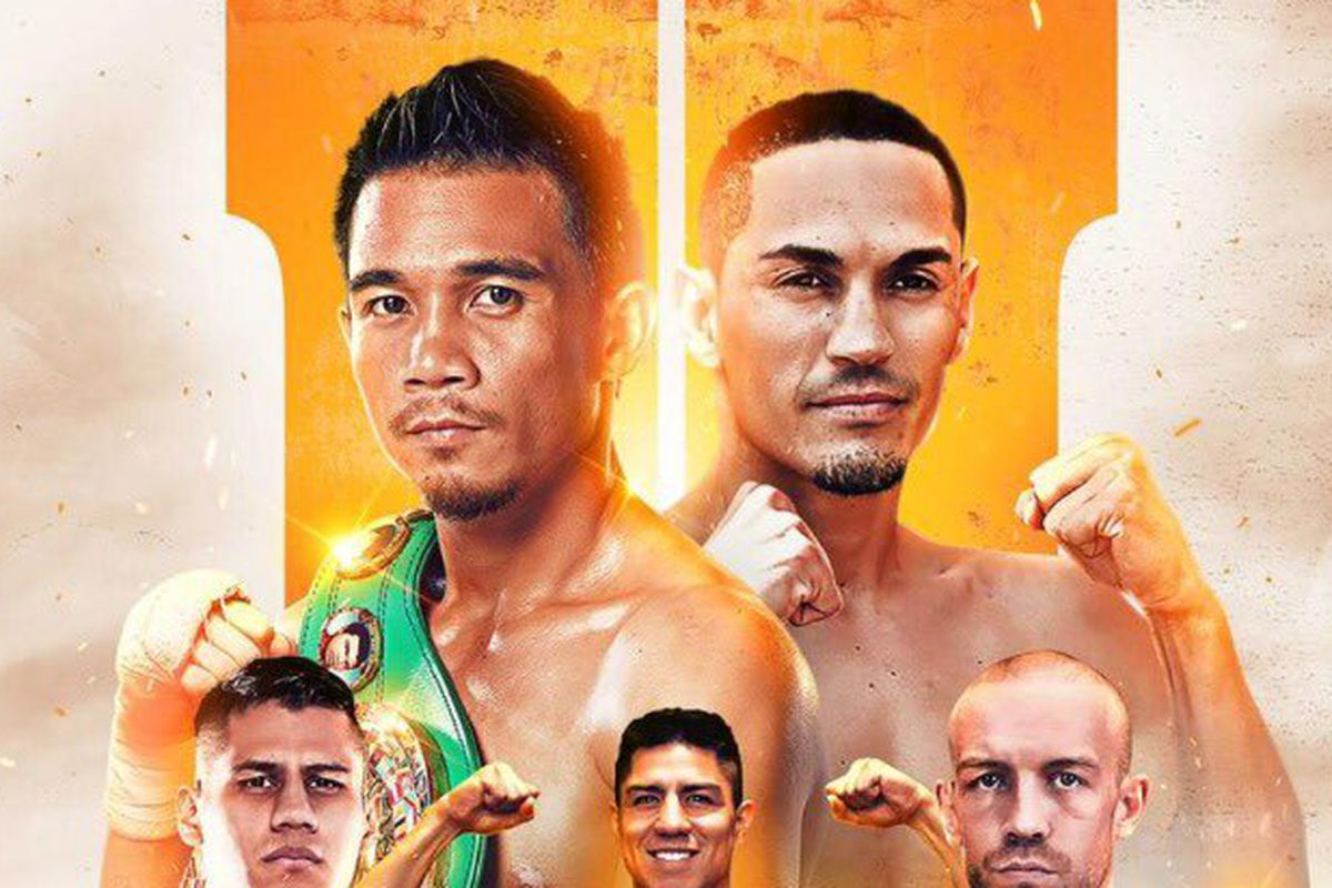 Boxing fight times and TV schedule for April 25-27, 2019