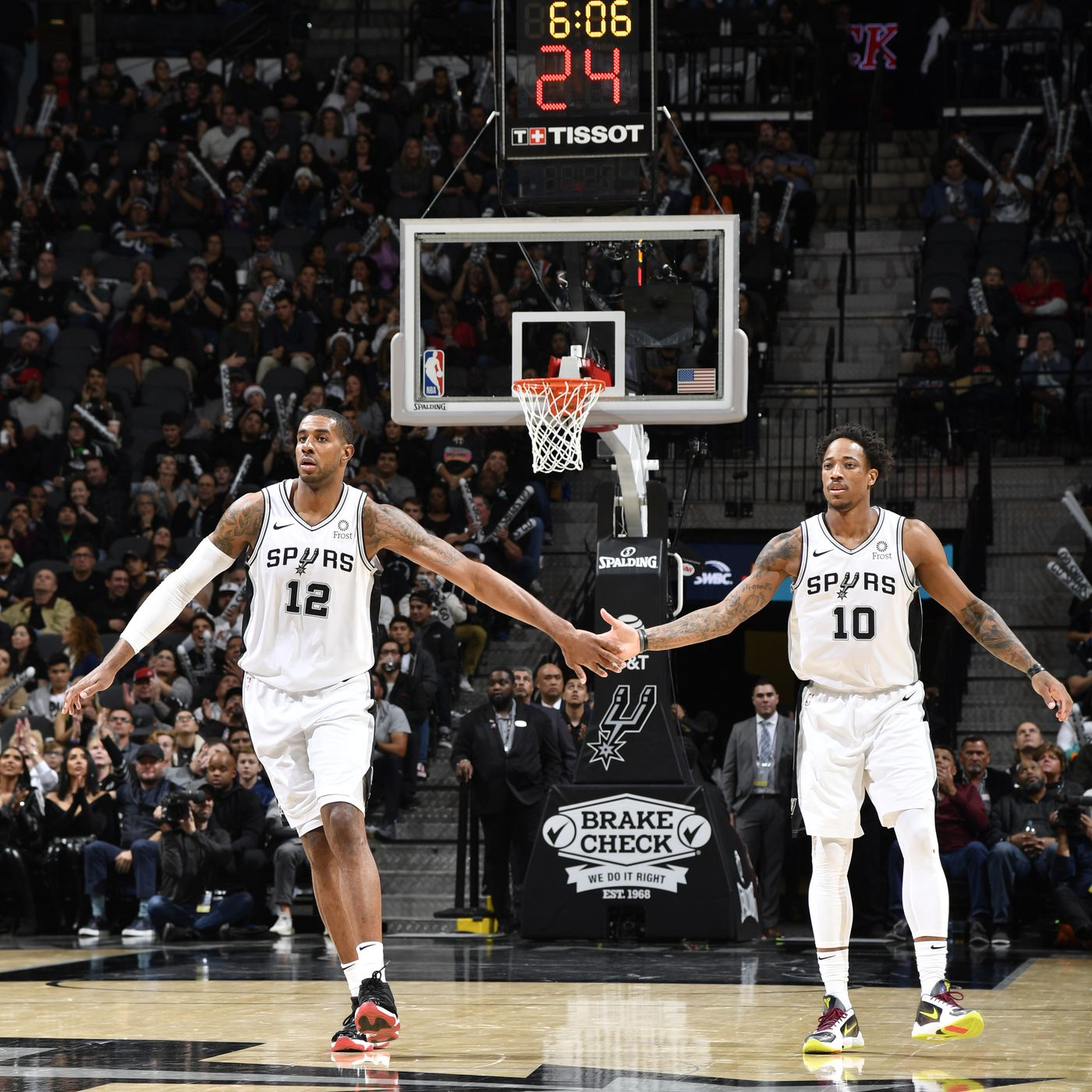 Which Spurs Deserve To Be In The All Star Game Pounding