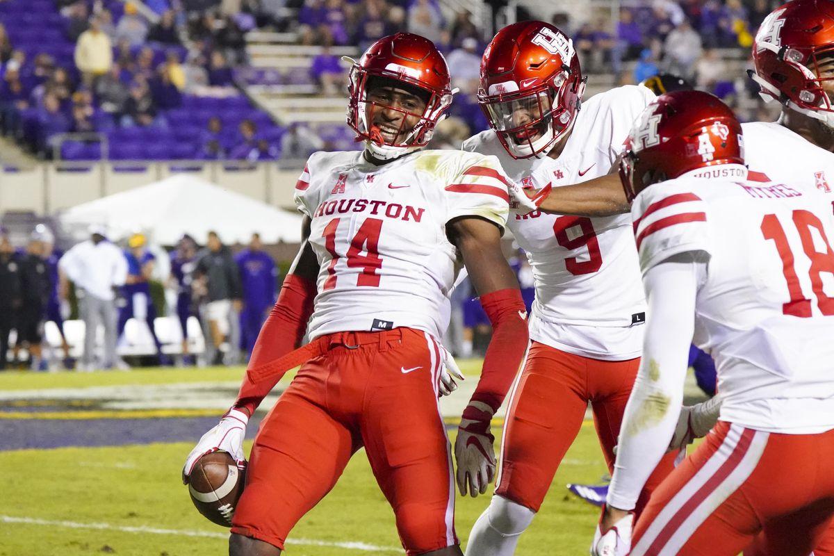 NCAA Football: Houston at East Carolina