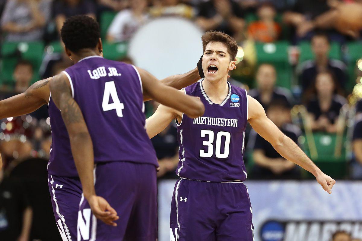 Northwestern v Gonzaga