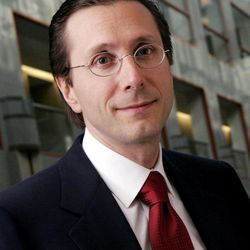 FILE - This undated file photo provided by Mount & Nadler, shows mutual fund manager Bruce Berkowitz, portfolio manager of the Fairholme Fund. That fund posted a 31 percent first-quarter 2012 return, best among hundreds of peers in the fund's large-cap value category.